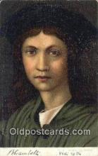 Andrea del Sarto Art Postcards Post Card