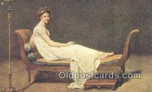 xrt100197 - Jacques Louis David Art Postcards Post Cards Old Vintage Antique