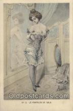 xrt108001 - Artist Signed A. Muller Postcard Postcards