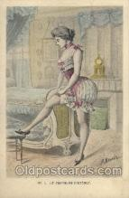 xrt108002 - Artist Signed A. Muller Postcard Postcards