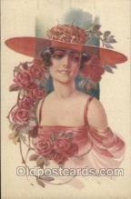 xrt113002 - Artist Signed G. Malugani (Italy) Postcard Postcards
