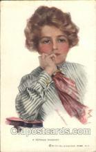 xrt121024 - Artist Signed Philip Boileau, Postcard Postcards