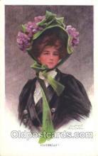 xrt121026 - Artist Signed Philip Boileau, Postcard Postcards