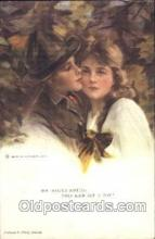 xrt121043 - Artist Signed Philip Boileau, Postcard Postcards