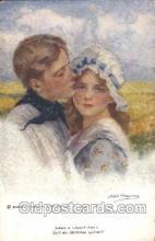 xrt121047 - Artist Signed Philip Boileau, Postcard Postcards