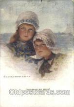 xrt121049 - Artist Signed Philip Boileau, Postcard Postcards