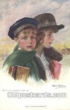 xrt121051 - Artist Signed Philip Boileau, Postcard Postcards