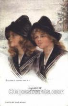 xrt121082 - Artist Signed Philip Boileau, Postcard Postcards
