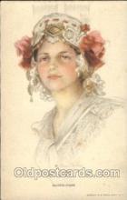 xrt121095 - Artist Signed Philip Boileau, Postcard Postcards