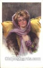 xrt121097 - Artist Signed Philip Boileau, Postcard Postcards