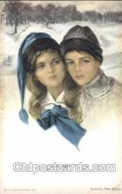 xrt121102 - Artist Signed Philip Boileau, Postcard Postcards