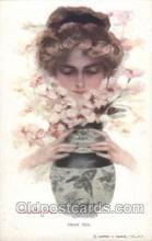 xrt121103 - Artist Signed Philip Boileau, Postcard Postcards