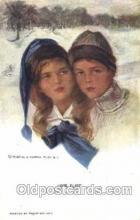 xrt121123 - Artist Signed Philip Boileau, Postcard Postcards