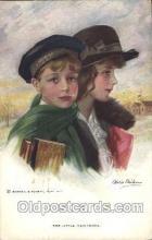 xrt121126 - Artist Signed Philip Boileau, Postcard Postcards