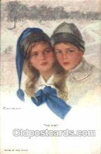 xrt121158 - Artist Signed Philip Boileau, Postcard Postcards