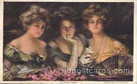 xrt121165 - Artist Signed Philip Boileau, Postcard Postcards