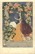 xrt137002 - Artist Signed D. Gobbi, Postcard Postcards