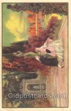 xrt137003 - Artist Signed D. Gobbi, Postcard Postcards