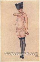 xrt145001 - Artist Signed G. Leonnec, Postcard Postcards
