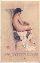 xrt145003 - Artist Signed G. Leonnec, Postcard Postcards