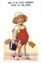 xrt147009 - Artist Signed Douglas Tempest, Postcard Postcards