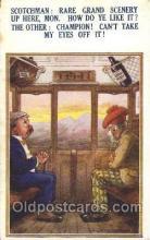 xrt147012 - Artist Signed Douglas Tempest, Postcard Postcards