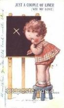 xrt147023 - Series 1835 Artist Tempest, Douglas Postcards Post Cards Old Vintage Antique