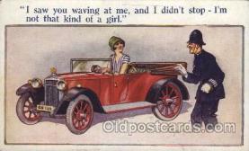 Artist Donald McGill Postcard Post Card