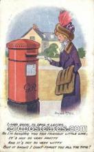 No W208 Artist Donald McGill Postcards Post Card