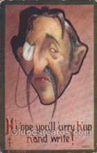 Artist Fred Cavally, Postcard Post Card