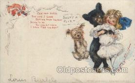 xrt154002 - Artist Signed R.F. Outcaust, Postcard Postcards
