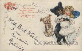 xrt154017 - Artist Signed R.F. Outcaust, Postcard Postcards