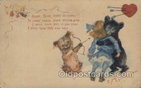 xrt154022 - Artist Signed R.F. Outcaust, Postcard Postcards