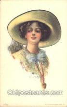 xrt158006 - Artist Signed Ford R. Harper, Postcard Postcards