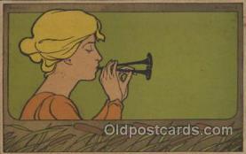 xrt160001 - Artist Signed Henri Meunier, Postcard Postcards