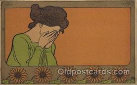xrt160002 - Artist Signed Henri Meunier, Postcard Postcards