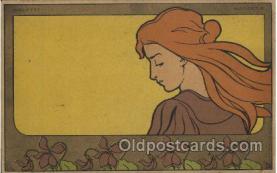 xrt160003 - Artist Signed Henri Meunier, Postcard Postcards