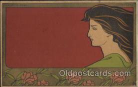 xrt160005 - Artist Signed Henri Meunier, Postcard Postcards