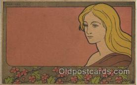 xrt160006 - Artist Signed Henri Meunier, Postcard Postcards