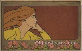 xrt160008 - Artist Signed Henri Meunier, Postcard Postcards