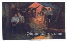 xrt171011 - When Love is Young Artist Dewey, Alfred James Postcards Post Cards Old Vintage Antique