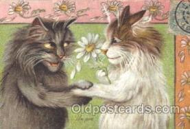 xrt175007 - Maurice Boulanger, Artist Signed Postcard Postcards