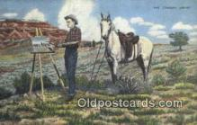 xrt184068 - No. 40 Artist L.H. Larson Postcards Post Cards Old Vintage Antique