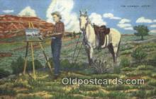 xrt184109 - No. 40 Artist L.H. Larson Postcards Post Cards Old Vintage Antique