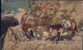 xrt191006 - Artist Signed John Innes, Postcard Postcards