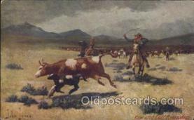 xrt191007 - Artist Signed John Innes, Postcard Postcards