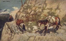 xrt191016 - Artist Signed John Innes, Postcard Postcards