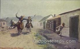 xrt191017 - Artist Signed John Innes, Postcard Postcards