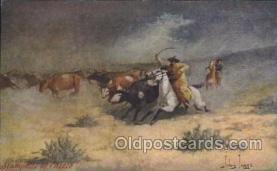 xrt191018 - Artist Signed John Innes, Postcard Postcards