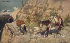xrt191019 - Artist Signed John Innes, Postcard Postcards